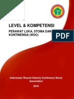 Level & Kompetensi Perawat InWOCNA