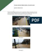 Flooding Report for Jalan Lapangan Terbang Subang Rev 1