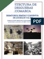 Arquitectura de Madrigueras y Comarca. 2007