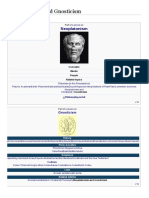 Neoplatonism and Gnosticism - Wikipedia