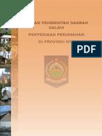 Peran Pemerintah Daerah Dalam