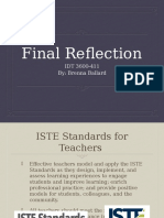 final reflection idt 3600