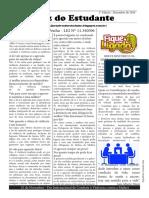 Jornal Voz do Estudante - 1 Edição