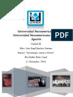 Ayotzinapa, causas y efectos por Flor Esther Brito Canul