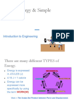 ite - work and energy