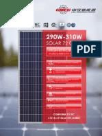 CMEC PV Product Introduction