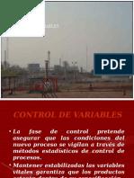 Tema 8 Control de Variables