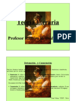 Teoria Literaria  por Ramiro