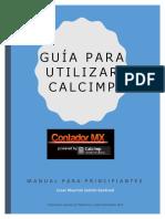 Guia Para Principiantes de CalcImp