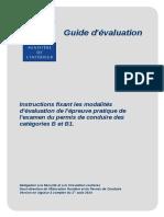 Guide d'Évaluation
