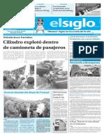Edición Impresa El Siglo 05-12-2016