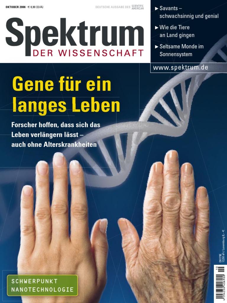 Spektrum Der Wissenschaft 2006-10