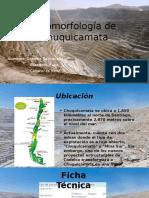 Geomorfologia de Chuquicamata Arreglar Ppt