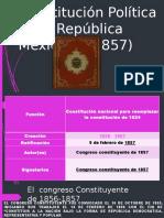 Constitucion de 1857 (1)