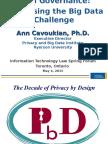 Data Governance Cavoukian