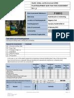 Forklift RA