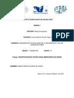 U1-Alvaro-Investigacion de Tecnologias Emergentes de Redes