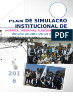 Plan de Simulacro Institucional 02 de Diciembre.dotx