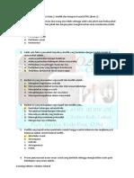 2. Soal Kelas XI Bab 2. Konflik Dan Integrasi Sosial [KTSP] [Buku 2]