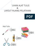 Layout Ruang Training