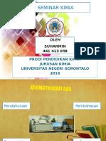 ppt seminar kimia kromatografi gas