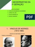 Poetas Modernist As Da 2c2aa Geracao 3c2ba Ano 3c2aa Unidade