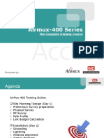Airmux-400 Radio&Antenna Installation