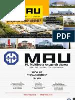 MAU Company Profile