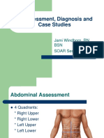 GI Assessment Diagnosis and Case Studies