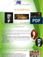 Trabajo de Teorias Filosoficas Ricardo Rodriguez c.i 22998239