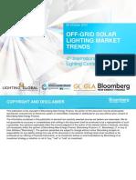 Off Grid Solar Lighting Market Trends