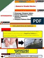 Declaratoria Fabrica EXPONER