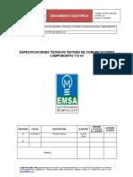 CON 256 EL 011 Sistema Comunicaciones