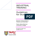 Guidelines for Students RFI 2017