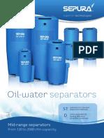 Sepura Oil Water Separator 4pp