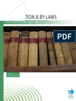 Constitution ByLaws 2013 2015