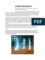 Hologram Technology1