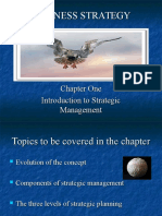 1. Introduction to Strategic Management 1