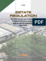 Estate Regulation