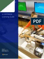 Microsoft Dynamics AX 2012 R3 Retail Licensing Scenarios Guide