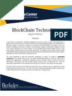 Block Chain Paper