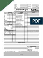 Maddrax RPG - SC Bogen