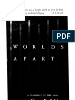 Owen Barfield - Worlds Apart