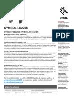 Ls2208 Spec Sheet En
