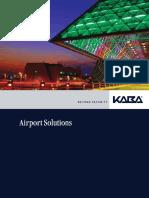 Kaba Airport Brochure