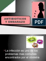 Antibioticos en El Embarazo