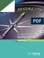 Fundamentals of Quality Assurance Final