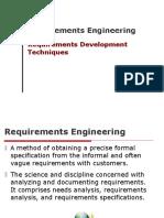 REQ04 - Requirement Development Techniques