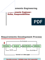 REQ05 - Requirement Engineer Role & Responsibilities