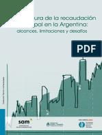 Recaudacion Municipal en La Argentina